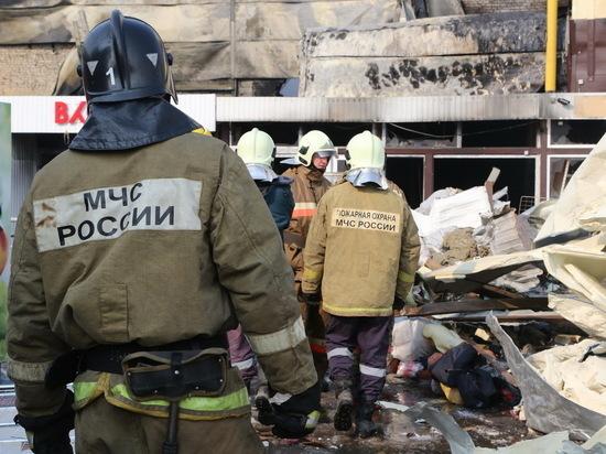 При пожаре в Ельниковском районе погиб мужчина
