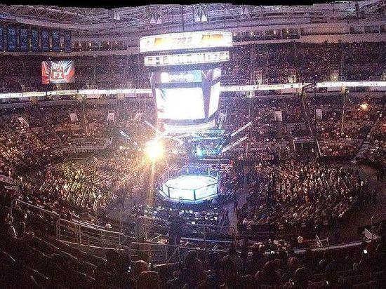 UFC официально подтвердил турнир в Москве на 15 сентября