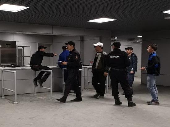 Строителей «Мордовия Арены» подозревают в том, что они украли все мороженое на стадионе