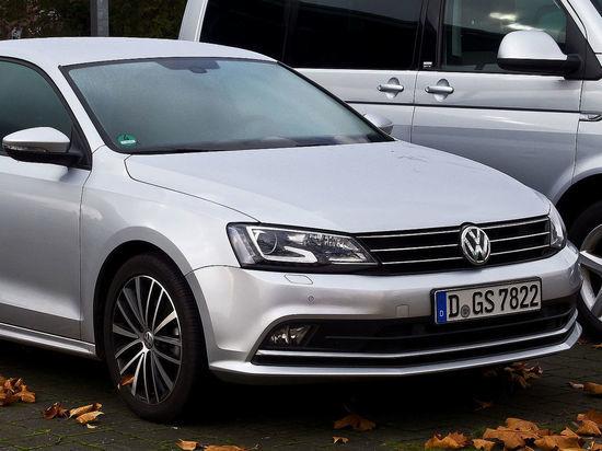 Производство Volkswagen Jetta на ГАЗе остановлено