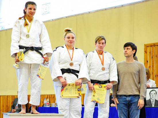 На всероссийском турнире по дзюдо тамбовчанка завоевала два