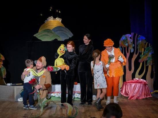 Большие гастроли в Крыму: театры России – детям!