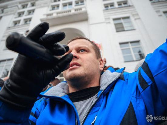 Потерявший семью в кемеровской «Зимней вишне» активист примет участие в праймериз
