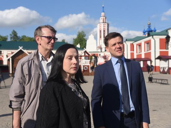 Усадьбу Толстого восстановят в Калужской области