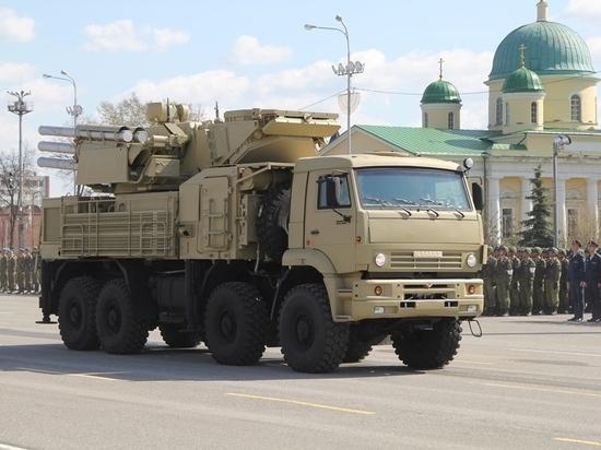 Путин призвал продолжать модернизацию «Панцирей»