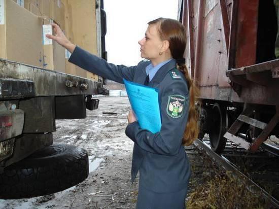 Экспортируемая из Тверской области продукция прошла фитосанитарный контроль