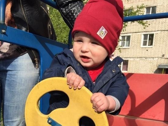 Двухлетнему Феде Сперанскому из Костромской области срочно нужна помощь