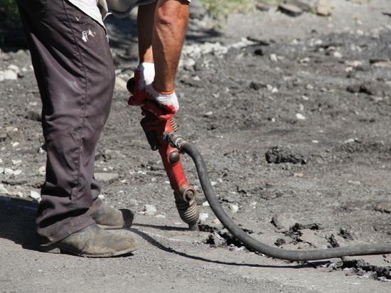 Демонтированной брусчатке нашел применение мэр