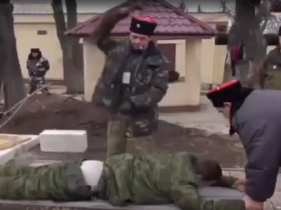 Казаки выпороли казаков, поровших нагайками протестующих в Москве