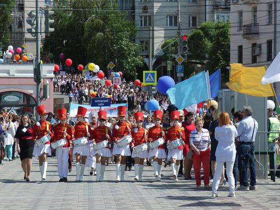Последний звонок самарские выпускники отметят шествием