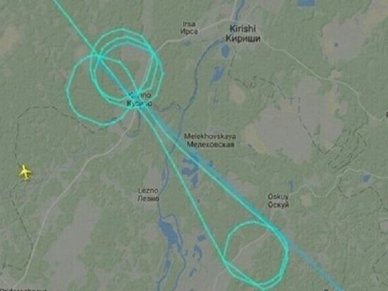 Летевший из Владикавказа рейс «Победы» нарезал круги перед посадкой в Пулково