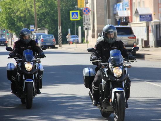 ГИБДД проверит взрослых и несовершеннолетних мотоциклистов