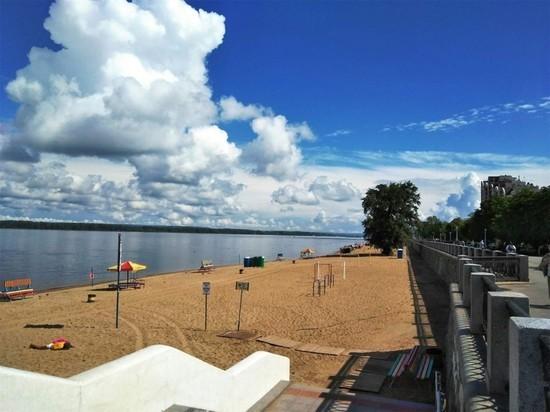 В Самаре пляжи готовят к купальному сезону