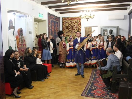 ГБУ «Музей-заповедник – этнографический комплекс «Дагестанский аул» в ночь  19 мая проводит акцию «Ночь музеев»