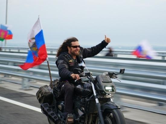 «Хирург» Залдостанов прокомментировал нарушение на Крымском мосту: «Исполнили русскую мечту»