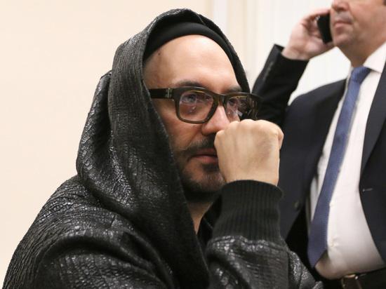 Серебренникова отпустили из-под ареста к отцу