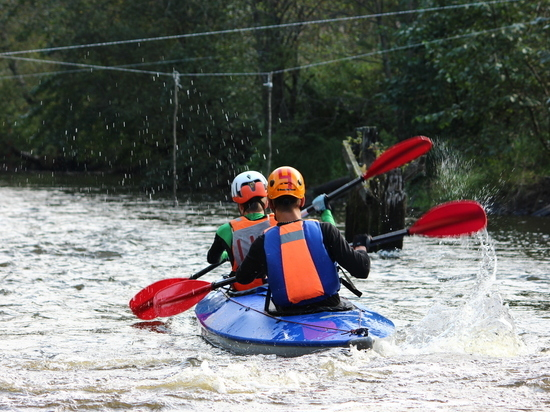 В Тамбовской области пройдут соревнования по водному туризму