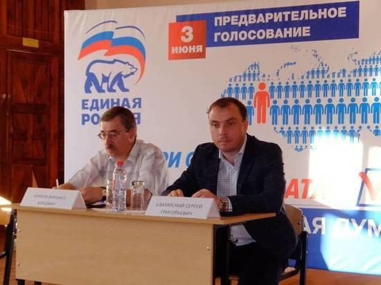 В Рязани прошли дебаты участников предварительного голосования «Единой России»