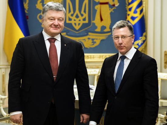 Волкер призвал Украину смириться с потерей Донбасса и Крыма: Россия сильна