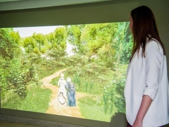 Волгоградцы увидят картины Русского музея в виртуальном виде