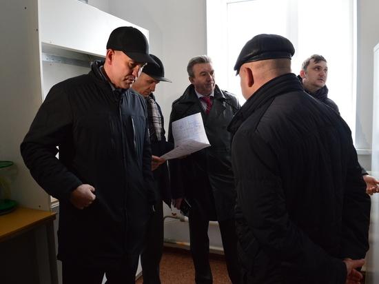Глава Сургутского района Андрей Трубецкой проверил социально значимые объекты муниципалитета