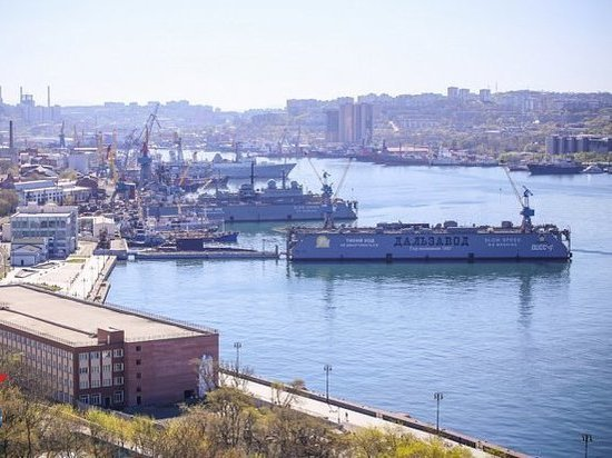 Еще один крупный ТЦ закрыли во Владивостоке