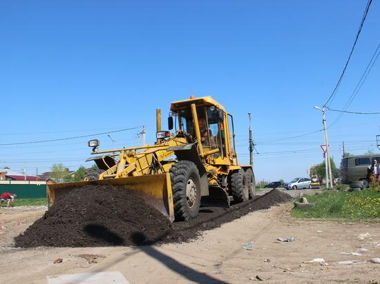 В частном секторе Чебоксар отремонтируют 37 дорог