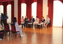 Смешение театральной крови: В Астрахани выступают актеры из Томска