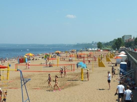 В Самаре два пляжа оборудуют для маломобильных граждан