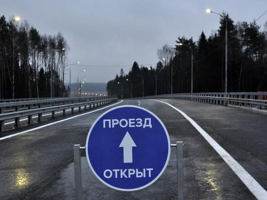 В Самаре открыли движение по путепроводу на Красноглинском шоссе
