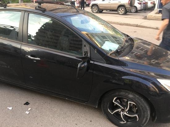 В Самаре иномарка сбила школьника