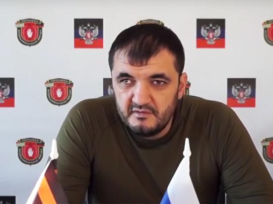 """По мнению писателя, Олег Мамиев """"настоящий воин"""""""