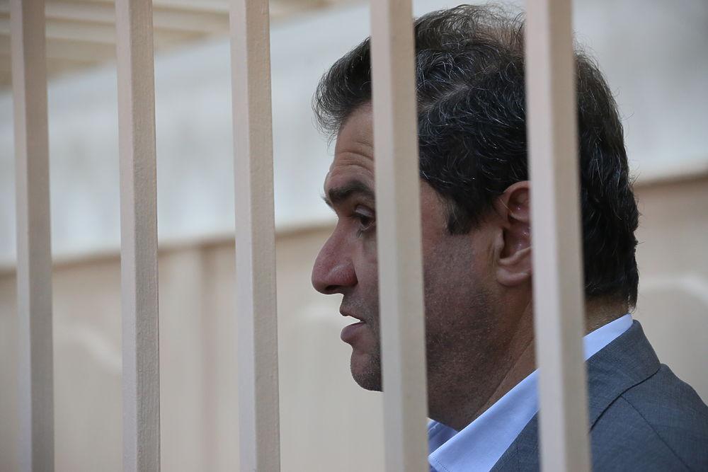 Экс-замминистра культуры Григория Пирумова обвиняют в хищениях: фоторепортаж из суда