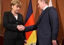 Путин после Асада показал испуганной Меркель, кто в мире хозяин