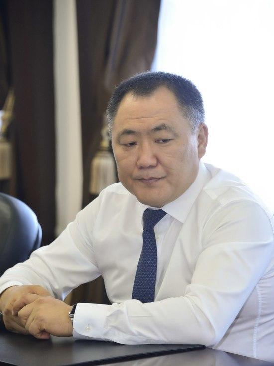 Глава Тувы надеется на продолжение плодотворного взаимодействия с новым составом правительства России