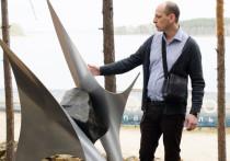 В Чебаркуле открыли памятник метеориту