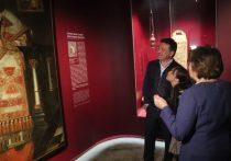 «Ночь музеев» в Подмосковье: Андрею Воробьеву показали Альбрехта Дюрера