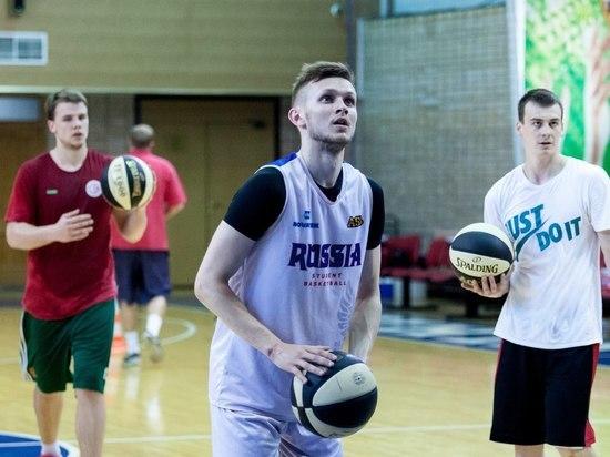Баскетбол: наши люди готовятся к Универсиаде заранее