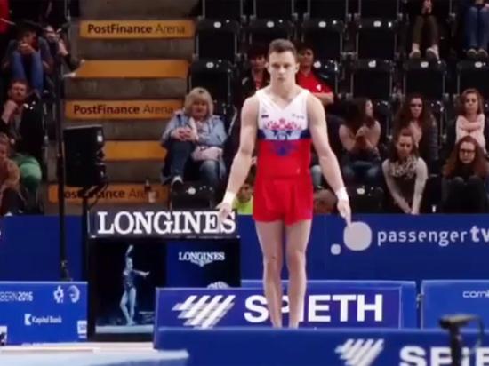 Гимнасты устроили флешмоб: чемпионы показали видео своих падений