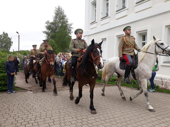 Возвращение эпохи: III Военно-исторический фестиваль
