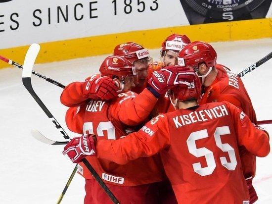 Финская пресса обвинила хоккеистов сборной РФ вупотреблении алкоголя вовремяЧМ