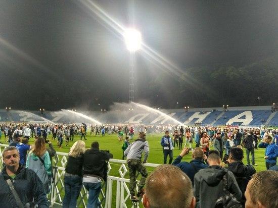Драку не заказывали: завершился самый скандальный чемпионат Украины по футболу