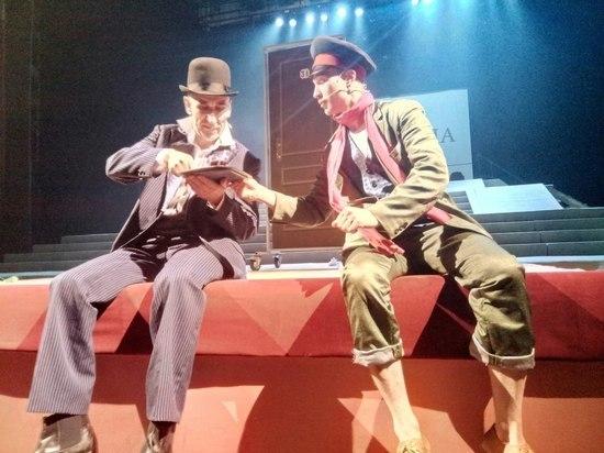 272-й сезон тверской Театр драмы завершает премьерным спектаклем