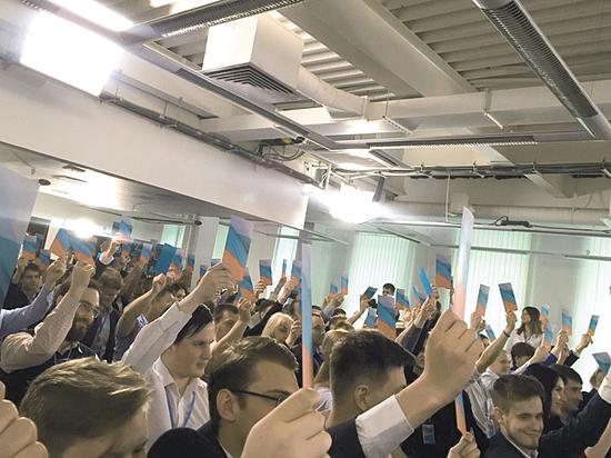 Седьмая попытка Навального: оппозиционер учредил новую партию, сидя в спецприемнике