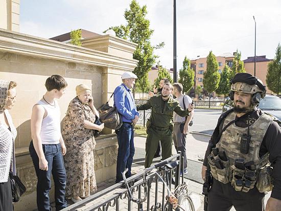Жители Грозного: «Напасть на церковь в Рамадан могли только шайтаны»