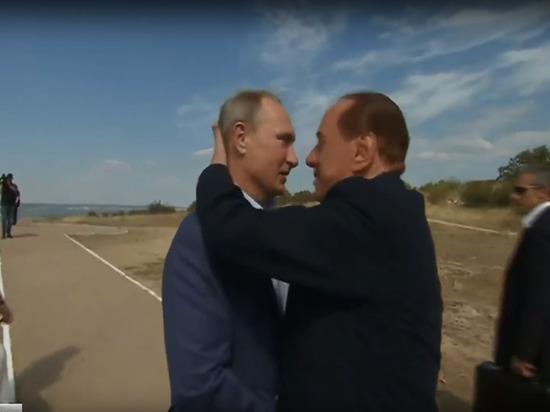 Берлускони назвал Крым самой красивой частью России