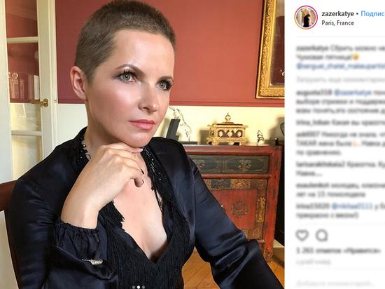 «Сбривают не только усы»: экс-супруга Пескова удивила новым образом