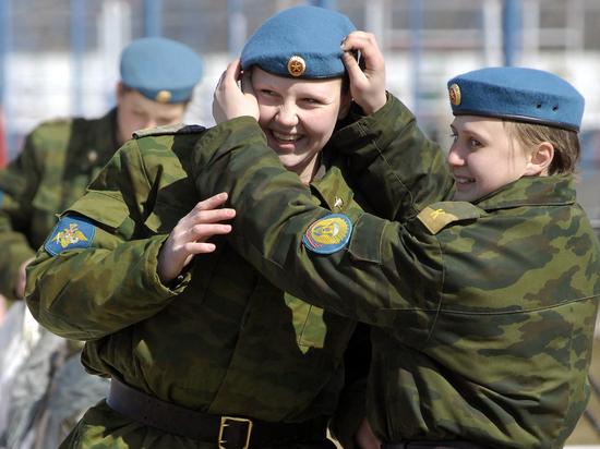 Минобороны разрешило набор девушек в Военную академию РВСН
