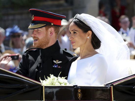 Свадебное путешествие принца Гарри и Меган Маркл заела рутина