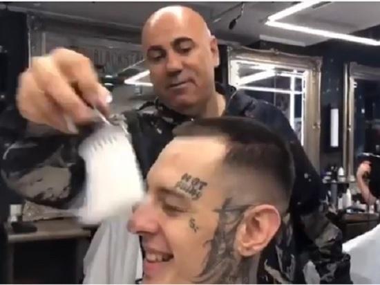 Иосиф Пригожин подстриг молодого рэпера: «Повезло — уши остались»